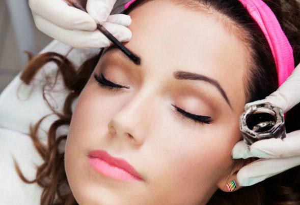 Eyelash & Eyebrow Tinting