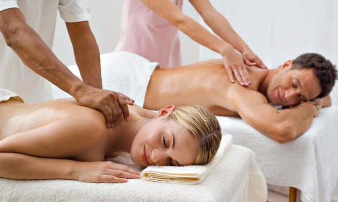 Couples Massage Treat 6X4