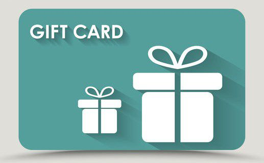 Treat Gift Card Teal