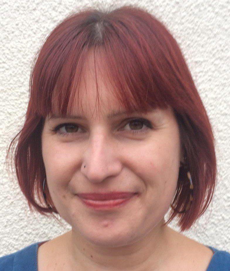 New Therapist Rebecca