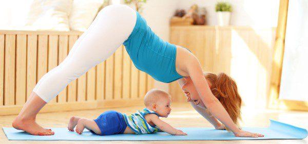 Mother Preg Yoga 6 X 5