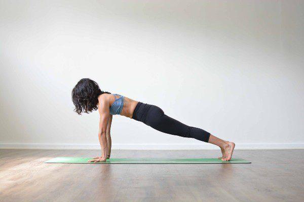 Plank Posture 1 6 X 4