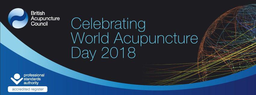 World Acupunture Day 2018