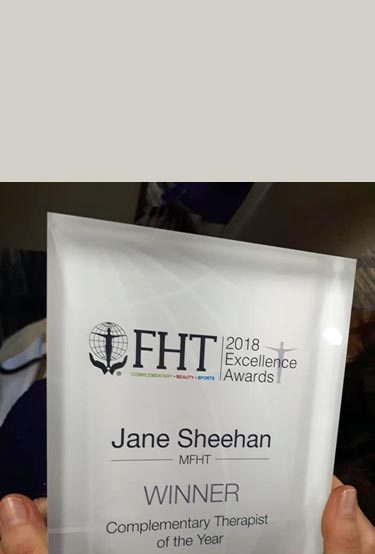 Janes Sheehan Award For Home Page