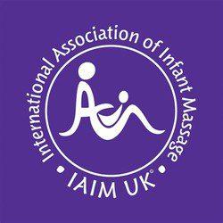 Iaim Baby Massage Logo