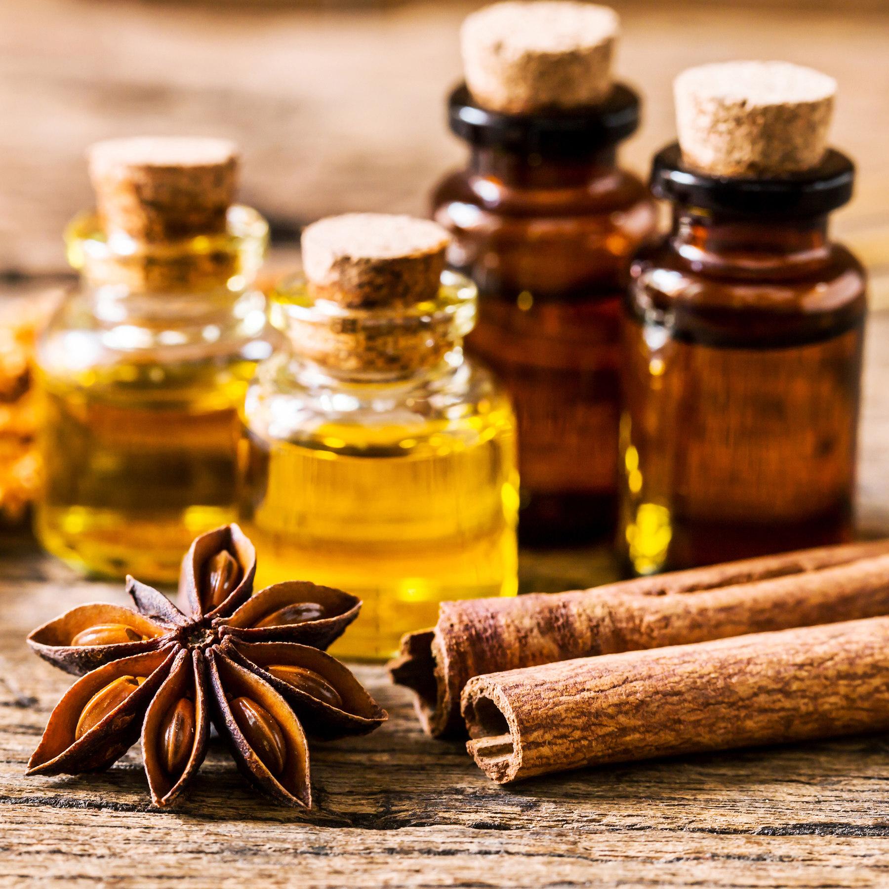 aromatherapy square