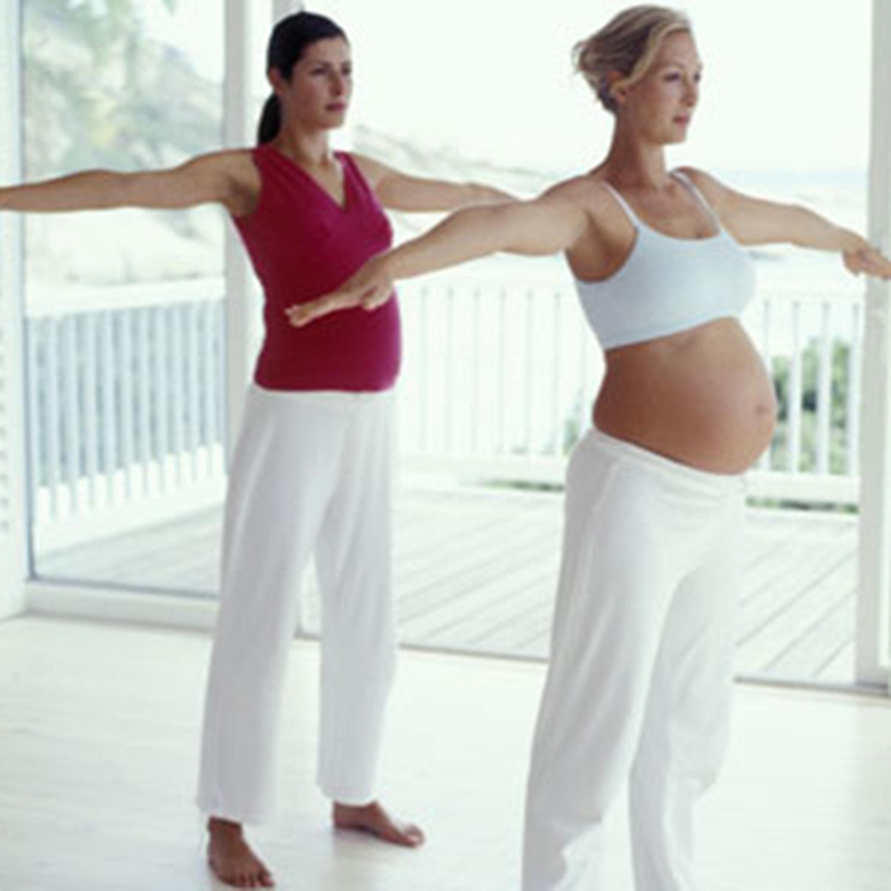 Pregnancy Pilates1