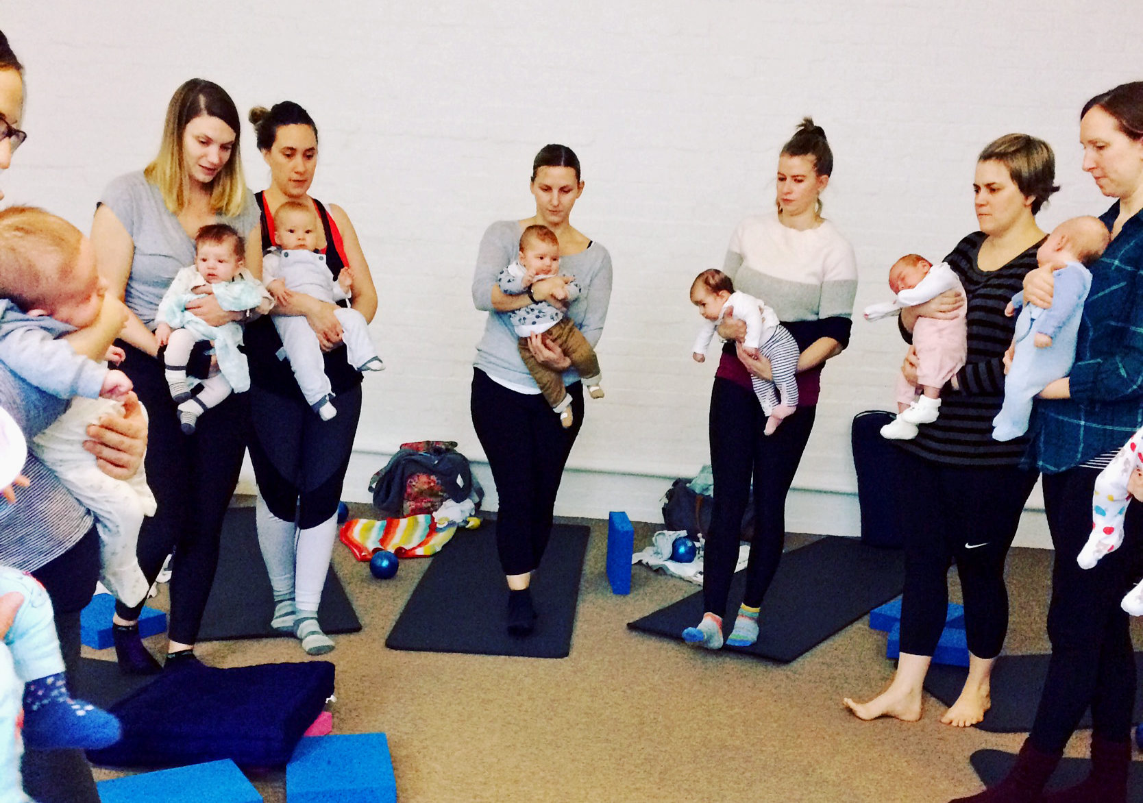 Rosie Post Natal Yoga And Pilates