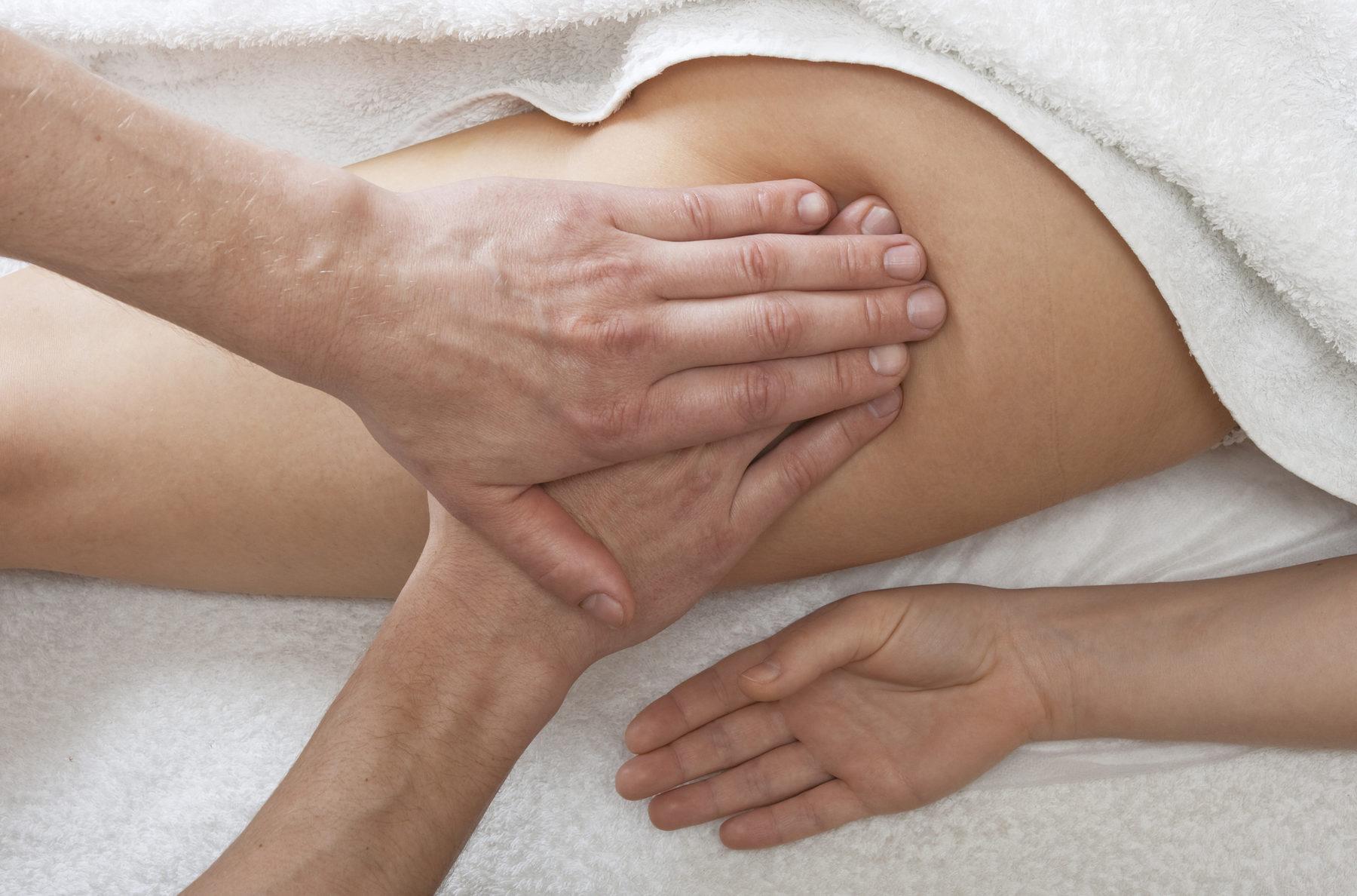 Sports Massage Thigh